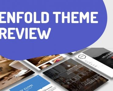 ENFOLD THEME REVIEW